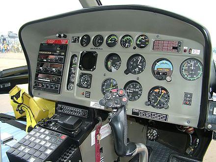 Сервис вертолета