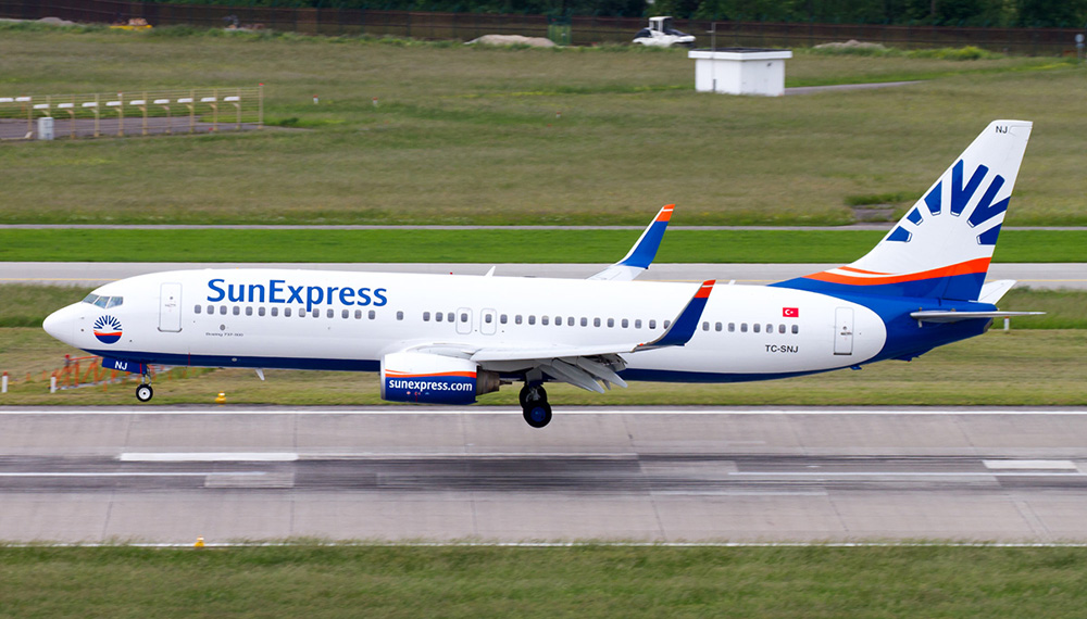 SunExpress Adds New Services From Antalya and Konya to Oslo