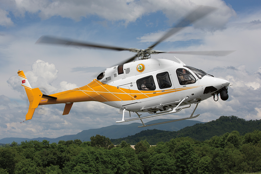 Bell Helicopter to supply five additional Bell 429s for Turkey