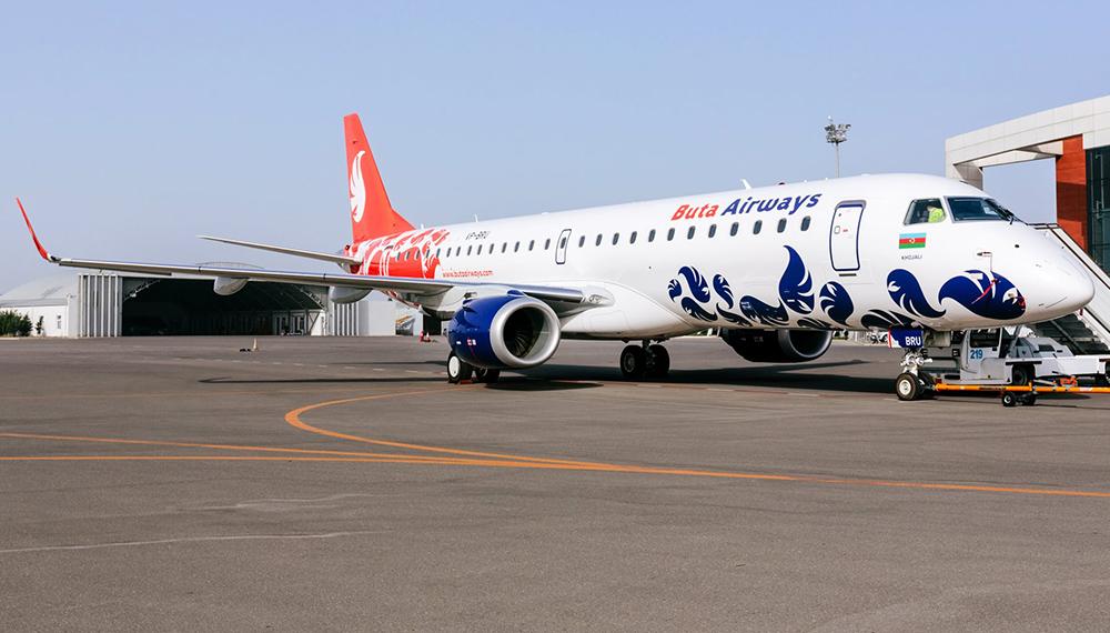 Buta Airways Opens Direct Flight to Batumi, Georgia