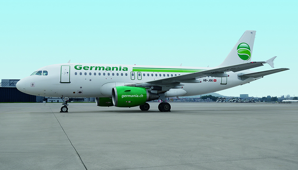 Germania Expands It's Route Network in Turkey