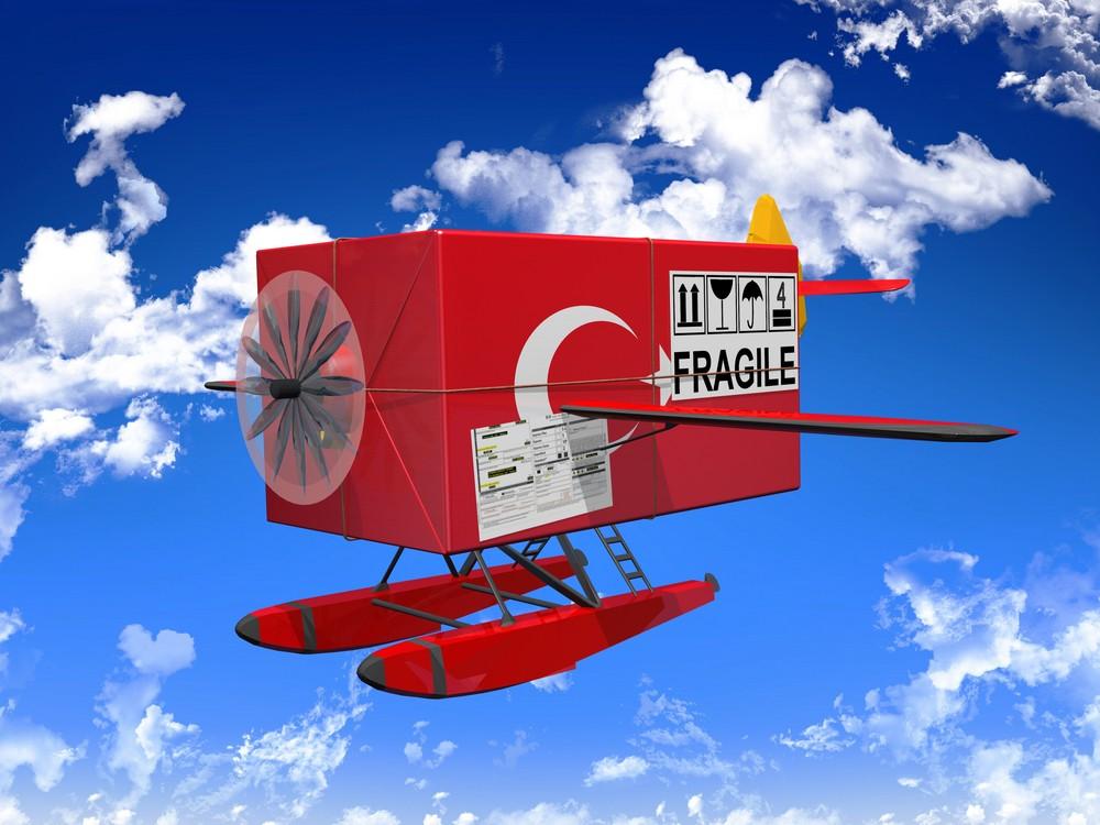 Доставка грузов в Турции самолетом