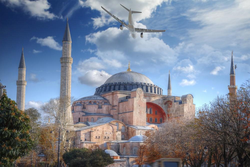 3 интересных объекта в Турции