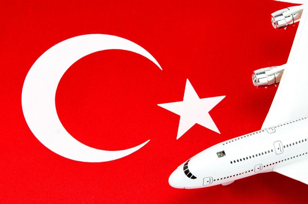 Санитарная авиация в Турции