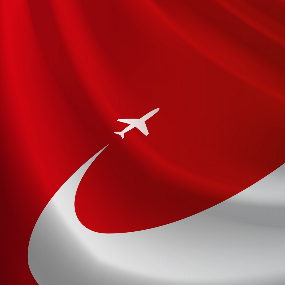 Город Афион в Турции