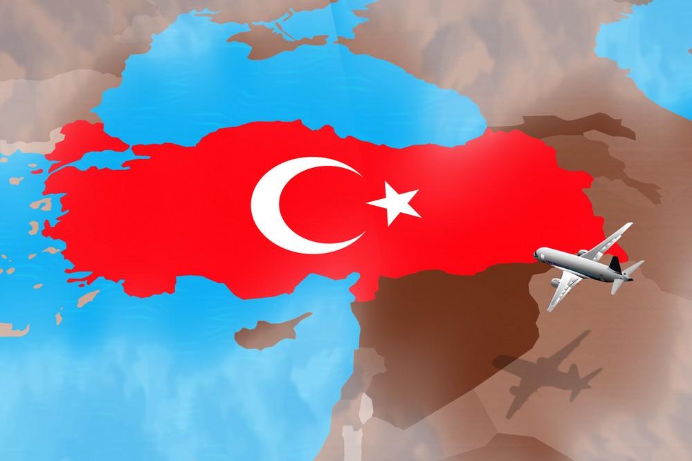 Вертолетные экскурсии в Турции